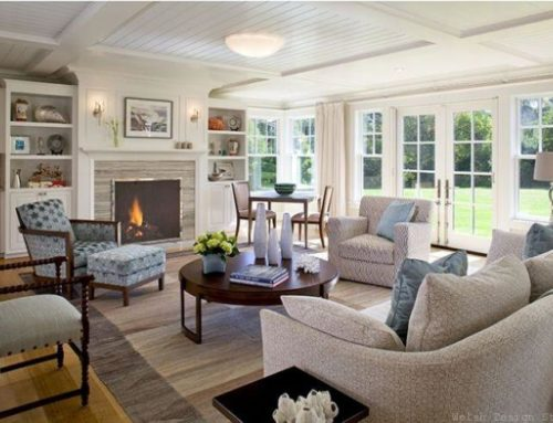 January Inspiration Gallery – Paneled Ceilings