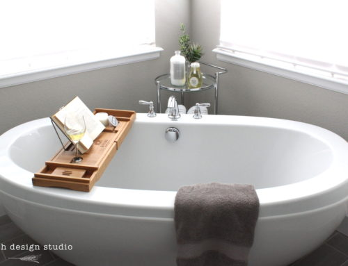 Recipe for How to Decorate Your Bathtub