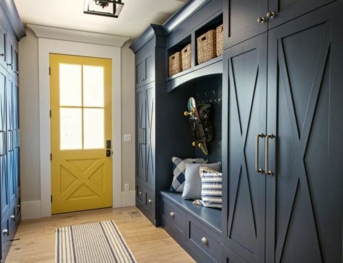 Make a Bold Statement By Painting Your Interior Doors
