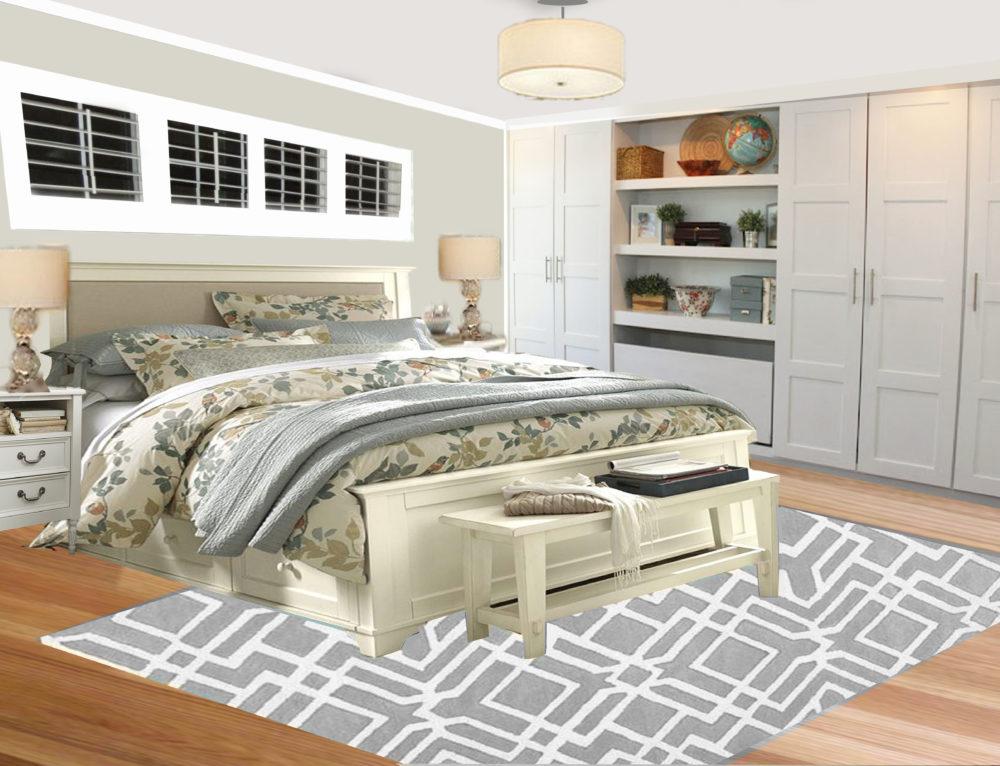 Virtual Room Makeover – Master Bedroom