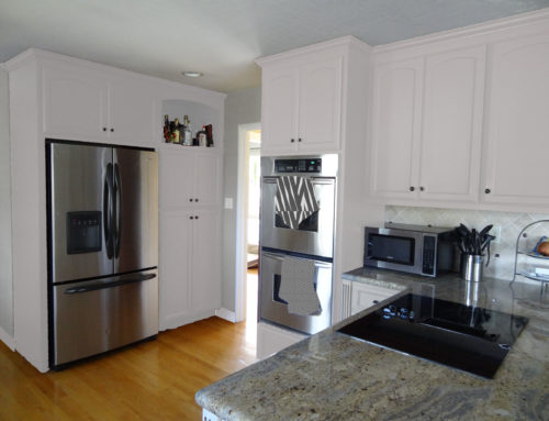 I'm Dreaming of a White Kitchen…
