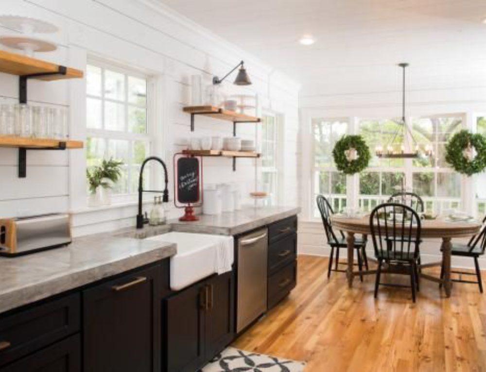 Is Black the Next Big Kitchen Trend?