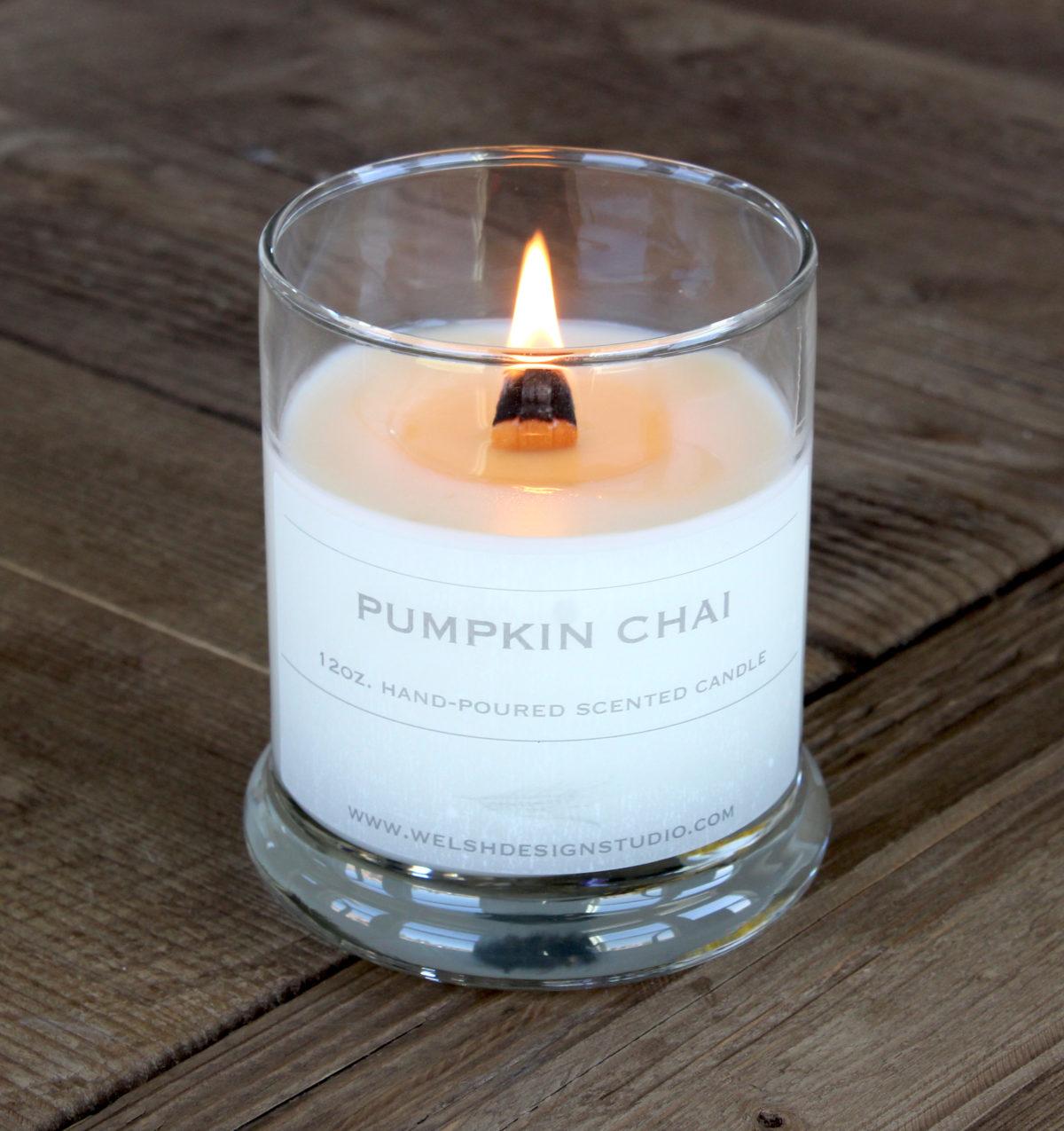 best pumpkin candle