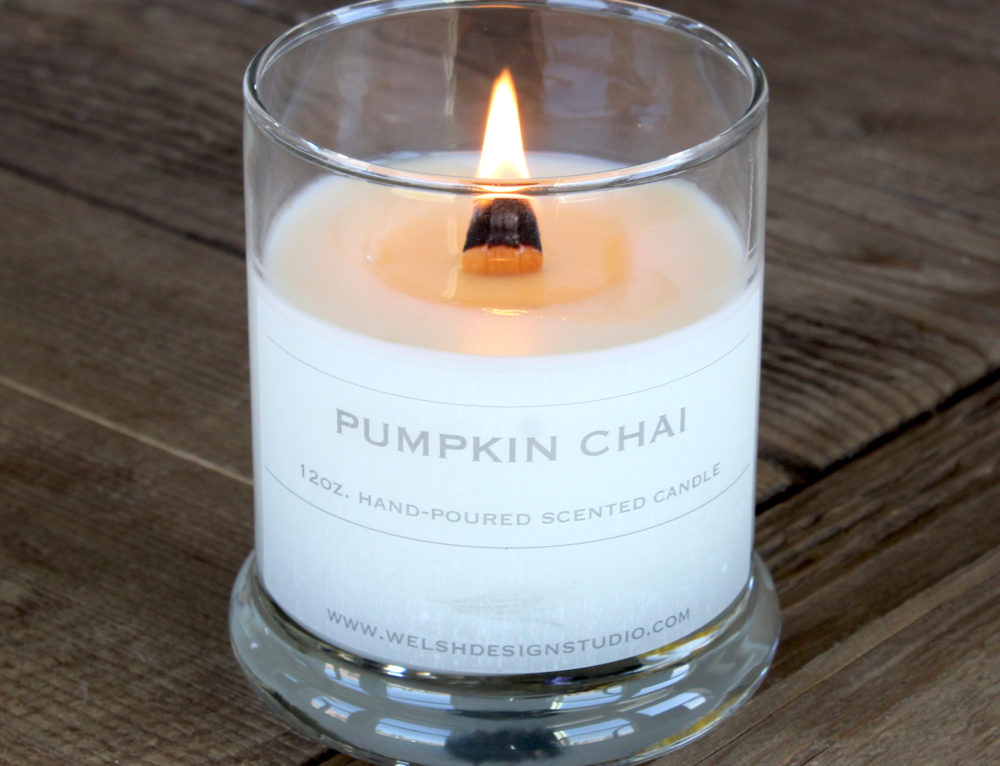Introducing our Festive New Holiday Candles!