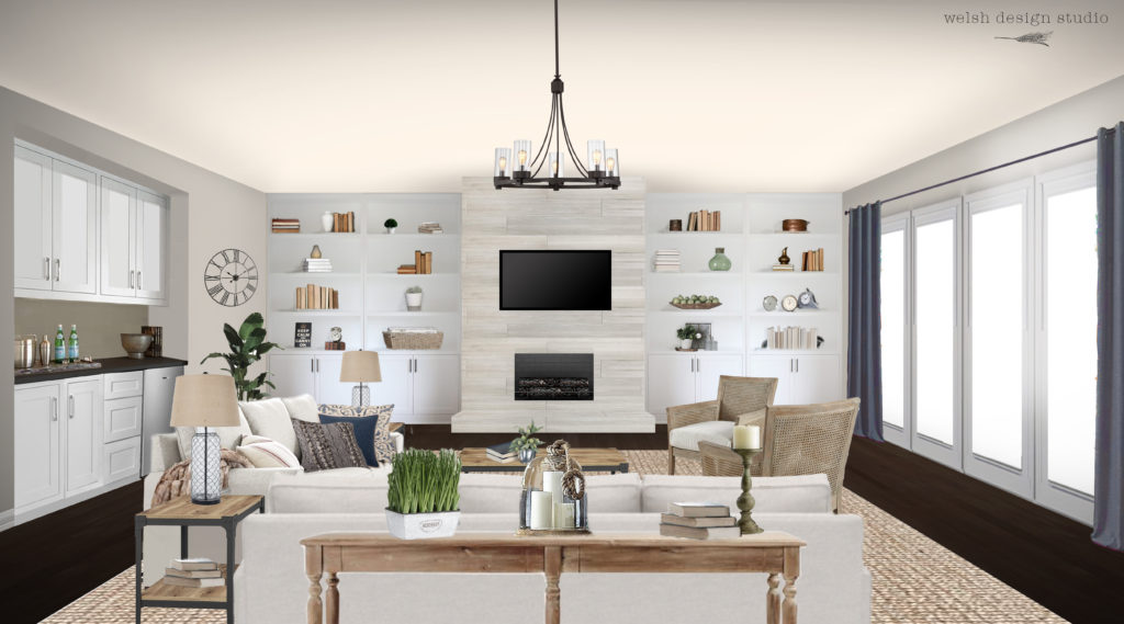 Virtual room design package welsh design studio - Virtual living room design ...